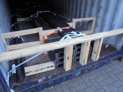 We also can secure any type of cargo