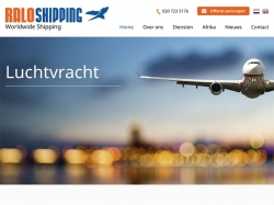 Raloshipping.com online